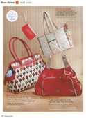 Bananafish Milan Diaper Bag featured in Pregnancy Mag