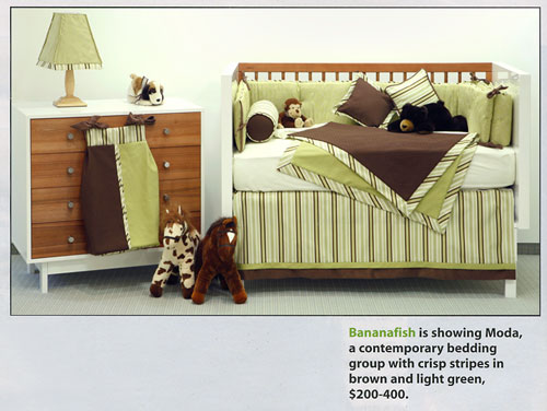 Bananafish's Moda Bedding and Room Decor