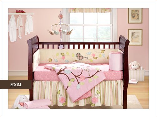 Love Bird Bedding Set